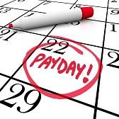 payday calendar